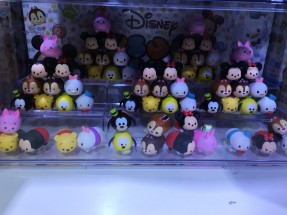 Disney Land collectables