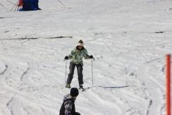 Whooop! I'm Skiing!